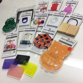 Succaplokki accessories
